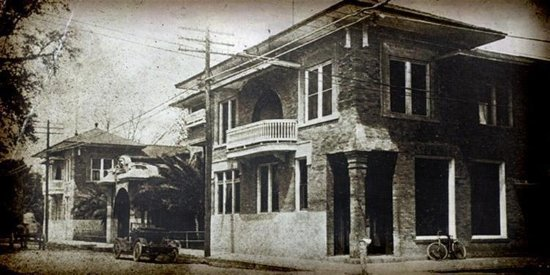 Southern Hotel: Historic