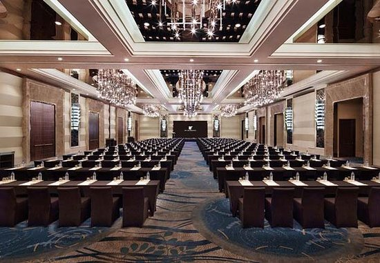 Zhengzhou, China: JW Grand Ballroom