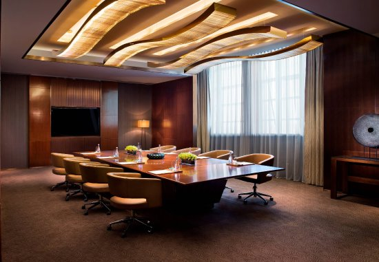 Zhengzhou, China: Studio 3 Boardroom