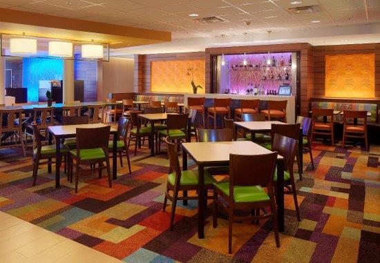 Northampton, Μασαχουσέτη: Breakfast Seating Area