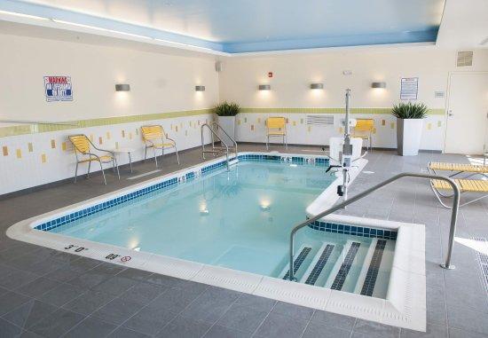 Northampton, Μασαχουσέτη: Indoor Pool