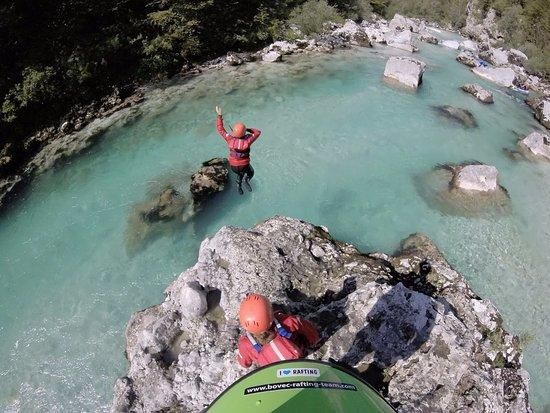 Bovec, Slovenia: Let`s refresh a bit