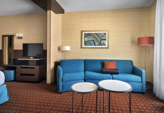 Newcastle, DE: King Studio Suite - Living Area