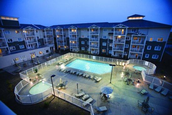 WorldMark Long Beach Resort Pool