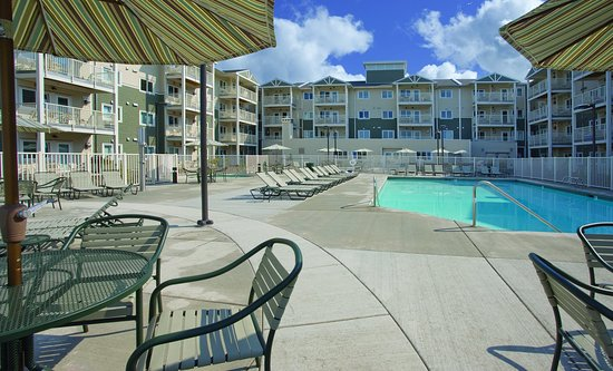 Long Beach, واشنطن: WorldMark Long Beach Exterior Pool