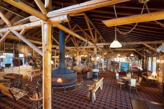 Grand Lake Lodge: Lobby view