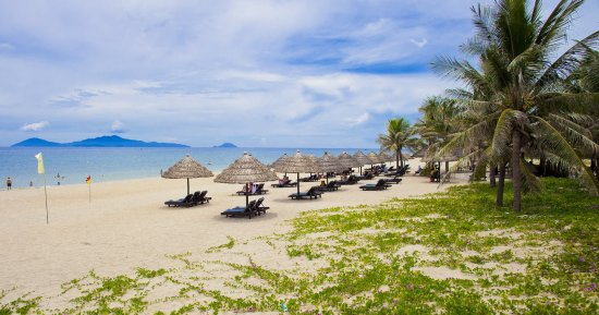 Hoi An Beach Resort : Beach View