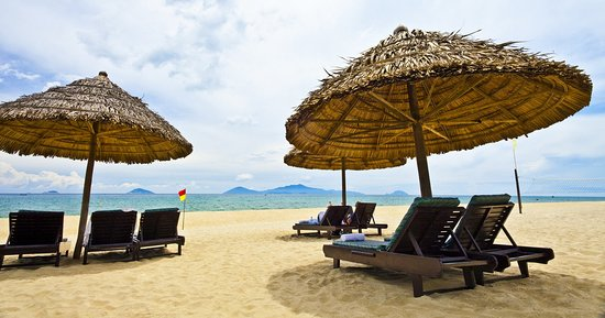 Hoi An Beach Resort: Beach View