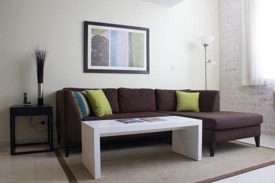Adriatika Hotel Boutique: Living Room