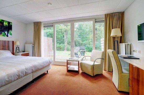 Hoenderloo, Países Bajos: Comfort double room terrace