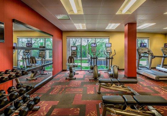 Charleston, Virginia Occidentale: Fitness Center