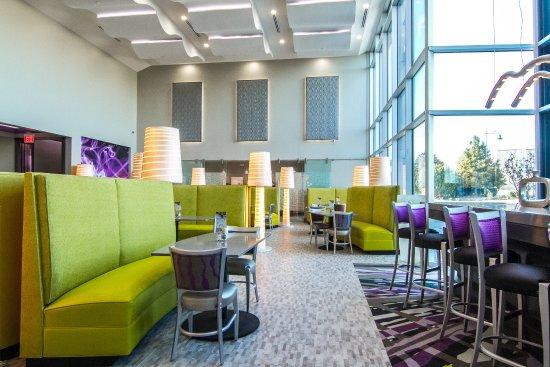 Garland, TX: Hotel Lobby