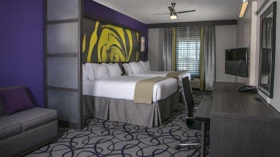 Garland, TX: Guest Room
