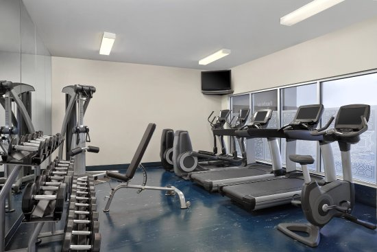 Four Points by Sheraton Nashville Airport: Fitness Center