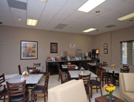 West Columbia, Karolina Południowa: Breakfast Area