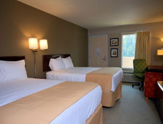 West Columbia, Carolina del Sud: Two Queen Bed Room