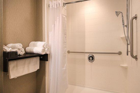 Norwood, MA: Guest Bathroom