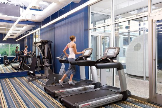 Cheektowaga, Estado de Nueva York: Recharge Gym