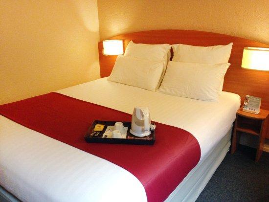 Viriat, France: Guest Room