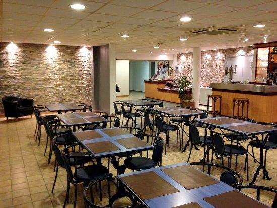 Viriat, France: Restaurant