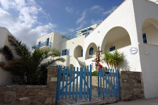 Piso Livadi, Grekland: Entrance