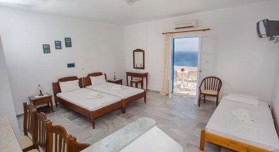 Piso Livadi, Grekland: Room