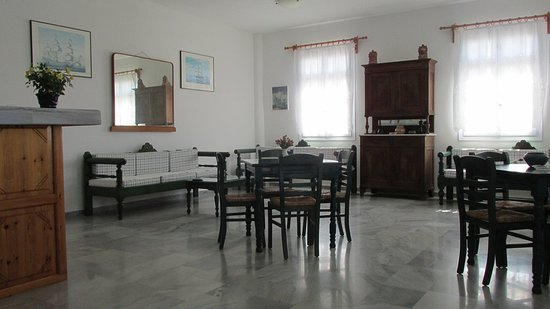 Arkas Inn : Restaurant