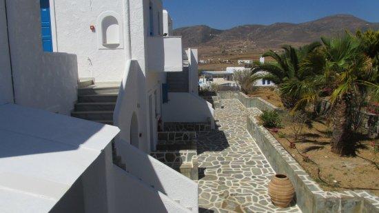 Piso Livadi, Greece: Exterior