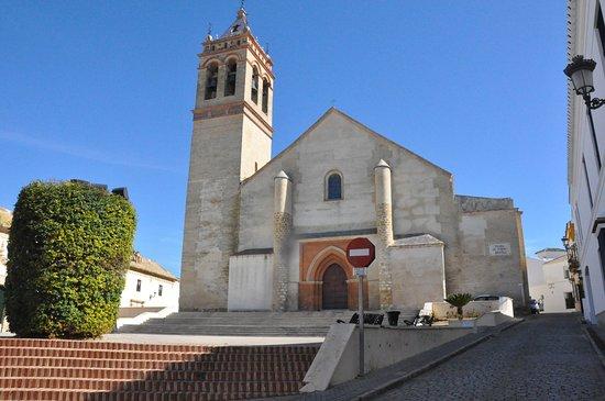 Resultado de imagen de iglesia de san juan marchena