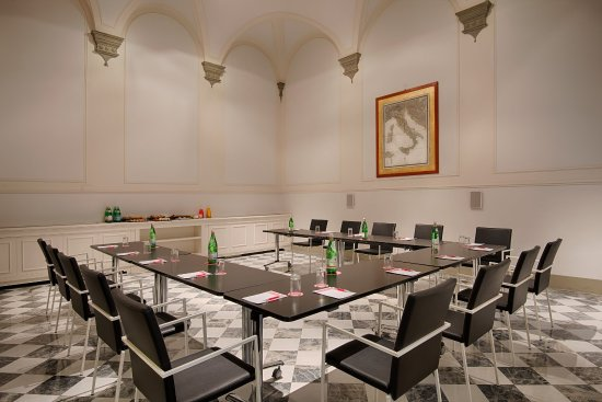 NH Collection Firenze Porta Rossa: Meeting Room