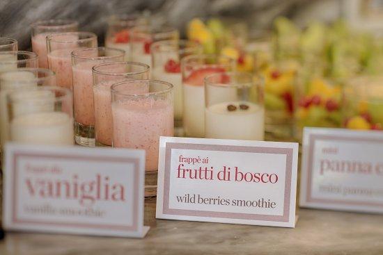 NH Collection Firenze Porta Rossa: Cuisine