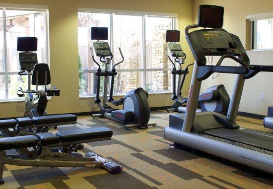 Arden, NC: Fitness Room
