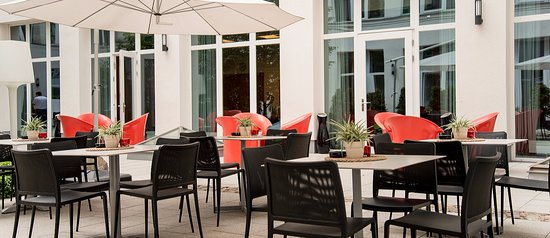 Adina Apartment Hotel Berlin Checkpoint Charlie: Courtyard