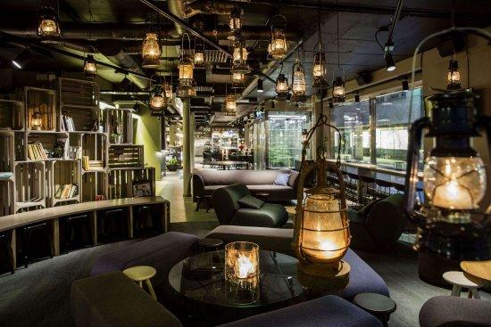 STF Goteborg City Hotel: Lounge at STF Göteborg City Hotel
