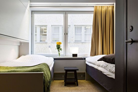STF Goteborg City Hotel: Standard Twin room