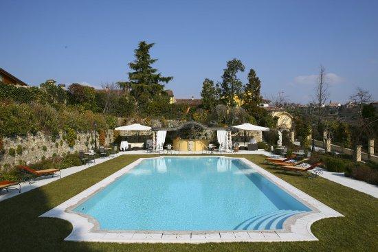 Corrubbio di Negarine, Italia: Pool