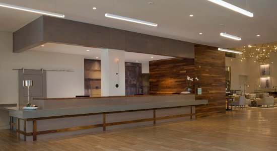 DoubleTree by Hilton Hotel Dallas - Love Field : Front Desk, Overview
