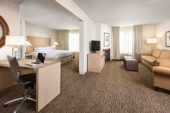 Tigard, Орегон: King Suite