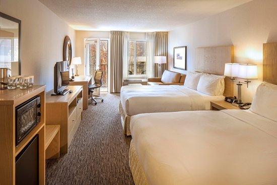 Tigard, Орегон: Doubletree Hotel