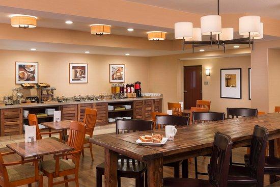 Tigard, Oregón: Breakfast