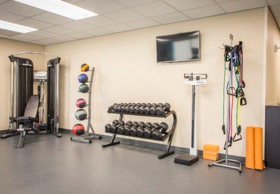 Waterloo, IA : Fitness Center