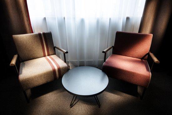 Diegem, Bélgica: Chair room