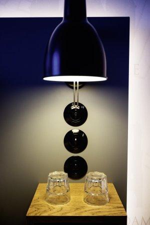 Diegem, Belgium: Lamp