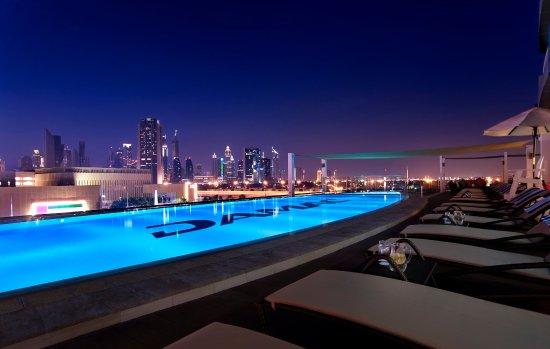 杜拜購物中心街達瑪克飯店