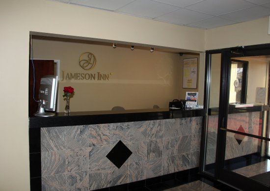 Conyers, جورجيا: Front Desk