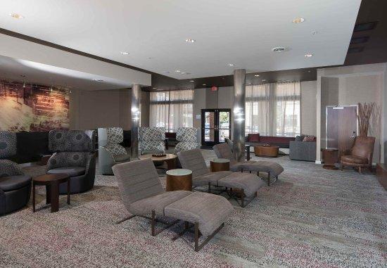 Bay City, Μίσιγκαν: Lobby - Seating Area