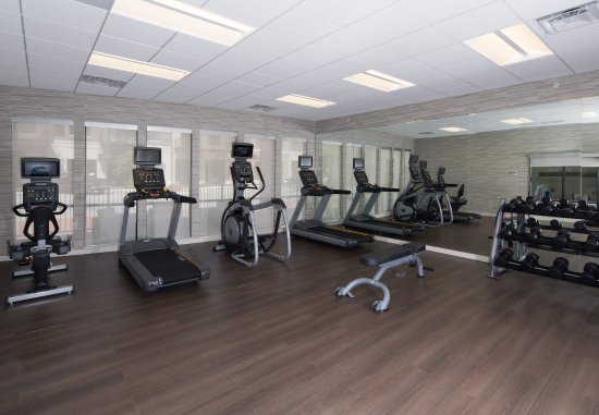 Bay City, MI : Fitness Center