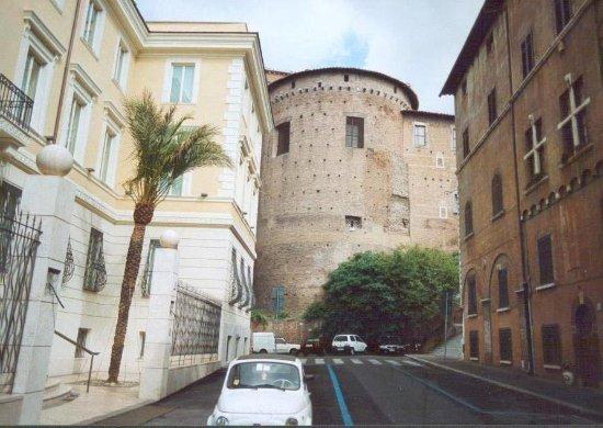 Hotel Capo D Africa Rome Avis