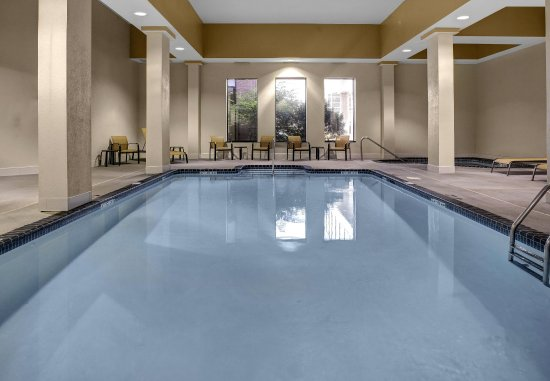 ‪‪Saint Cloud‬, ‪Minnesota‬: Indoor Pool‬