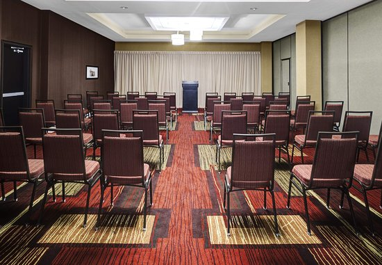 Saint Cloud, MN: Germain West Conference Room - Theater Setup